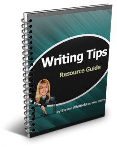 Writing-Tips-Resource-Guide