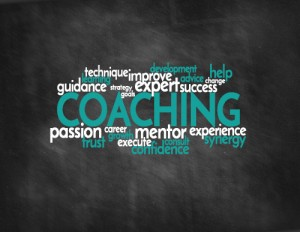 coaching word map
